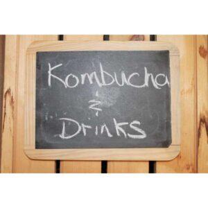 Kombucha & Drinks