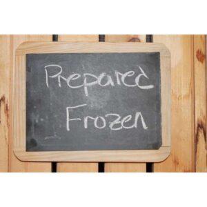 Prepared Frozen