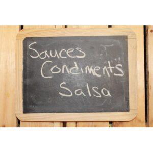 Sauces, Condiments & Salsa